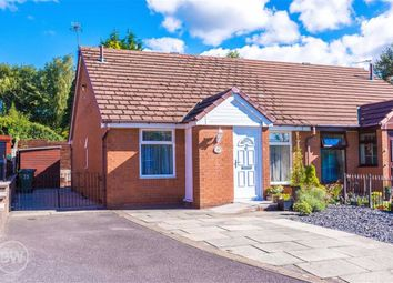 Thumbnail 2 bed semi-detached bungalow for sale in Dalebank, Atherton, Manchester