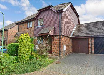 Jarvis Place, St. Michaels, Tenterden, Kent TN30. 2 bed semi-detached house