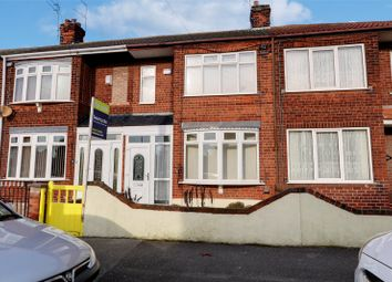 Thumbnail 3 bed terraced house for sale in Rosedale Avenue, Hull, East Yorkshire