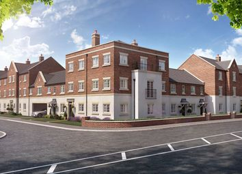 Thumbnail 2 bed mews house for sale in Winnington Old Lane, Northwich