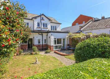 Thumbnail 4 bed detached house for sale in Heavitree Road, Exeter