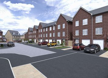 Thumbnail 3 bed town house for sale in Milfraen View, Brynmawr, Ebbw Vale