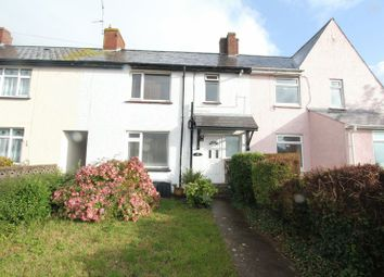 Thumbnail 3 bed terraced house for sale in Rhoose Road, Rhoose, Barry