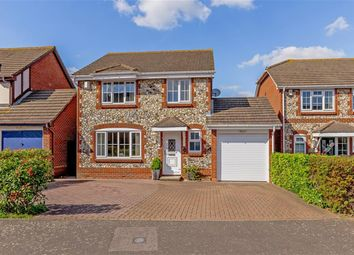 Thumbnail 4 bed detached house for sale in Grant Road, Wainscott, Rochester