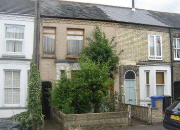 Thumbnail 3 bedroom terraced house for sale in Swansea Road, Norwich, Norfolk