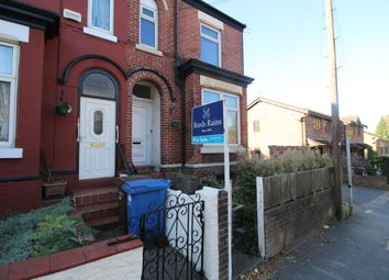 Thumbnail 3 bed semi-detached house for sale in Hall Street, Stockport