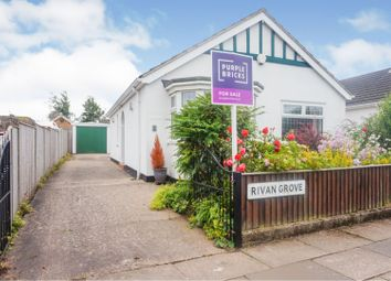 Thumbnail 3 bed detached bungalow for sale in Rivan Grove, Scartho