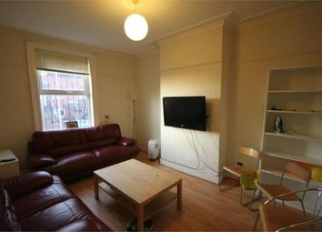 Thumbnail 6 bed terraced house to rent in Ebor Mount, Leeds