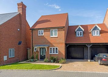 Donnington Row, Dinton, Aylesbury HP17. 3 bed semi-detached house for sale