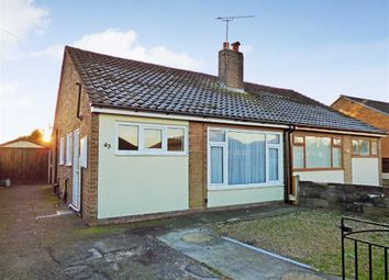 Thumbnail 2 bed semi-detached bungalow for sale in Lichfield Road, Talke, Stoke-On-Trent