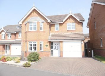 Thumbnail 4 bed detached house for sale in Perceval Way, Hindley, Wigan
