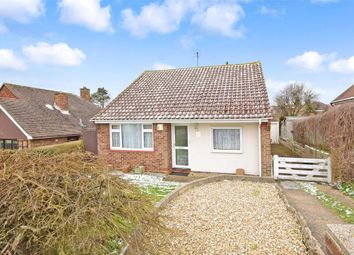 Thumbnail 2 bed bungalow for sale in Millyard Crescent, Woodingdean, Brighton, East Sussex