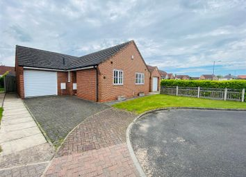 Thumbnail 2 bed detached bungalow for sale in Nursery Close, Hemingbrough, Selby
