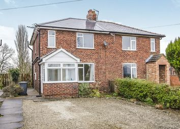 Thumbnail 3 bed semi-detached house to rent in Main Street, West Haddlesey, Selby