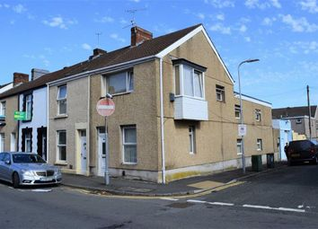 Thumbnail 4 bed end terrace house for sale in Oxford Street, Swansea