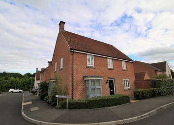 Thumbnail 4 bed detached house for sale in Benham Road, Marnel Park, Basingstoke