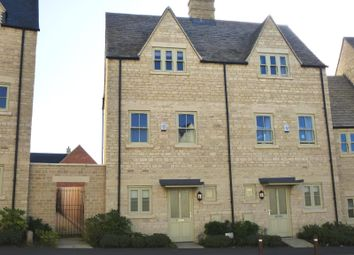 Thumbnail 3 bedroom end terrace house to rent in Middle Mead, Cirencester