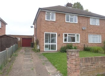 Thumbnail 3 bed semi-detached house to rent in St. Dunstans Crescent, Worcester