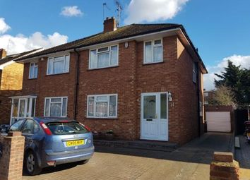Thumbnail 3 bed semi-detached house for sale in Newdene Avenue, Northolt, Middlesex