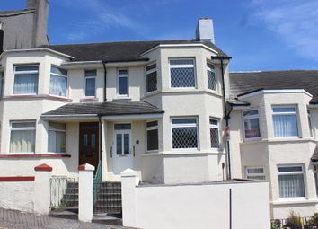 Thumbnail 3 bedroom terraced house for sale in Tamar Avenue, Keyham, Plymouth