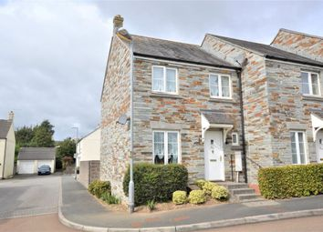 Thumbnail 3 bed end terrace house for sale in Grassmere Way, Pillmere, Saltash