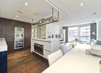 Thumbnail 3 bed flat for sale in Bramah House, 9 Gatliff Road, London