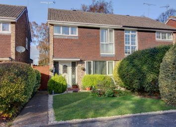 Thumbnail 3 bed semi-detached house for sale in Holland Pines, Bracknell
