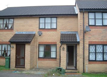 Thumbnail 2 bed terraced house to rent in Deerfield Close, The Badgers, Buckingham