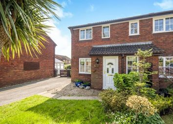Thumbnail 2 bed semi-detached house for sale in Kingsteignton, Newton Abbot, Devon