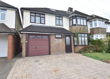 Thumbnail 6 bed semi-detached house for sale in Cannon Lane, Luton
