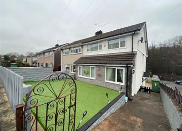 3 bed semi-detached house for sale in Francis Street, Thomastown, Porth CF39
