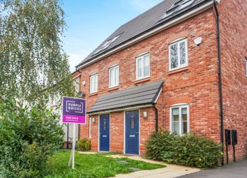 Thumbnail 3 bed town house for sale in Raffia Way, Liverpool