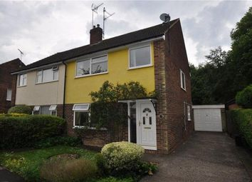 Thumbnail 3 bed semi-detached house to rent in Chichester Road, Saffron Walden, Essex