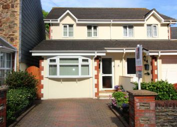 Thumbnail 3 bed semi-detached house for sale in Slade Road, Ilfracombe