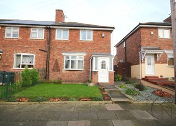Thumbnail 3 bed end terrace house for sale in Arnold Road, Darlington