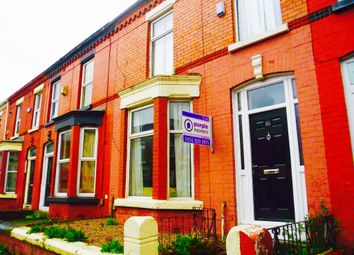 Thumbnail 4 bed town house to rent in Thorneycroft Road, Liverpool