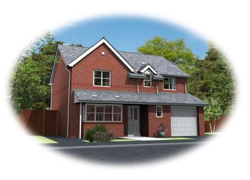 Thumbnail 4 bed detached house for sale in Farrington Road, Bacup