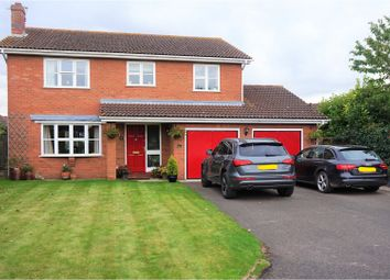 Thumbnail 4 bed detached house for sale in Monks House Lane, Spalding