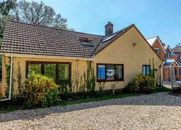 Thumbnail 4 bed detached house for sale in Ox Drove, Burghclere, Newbury, Hampshire