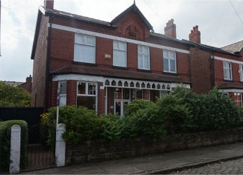 Thumbnail 4 bed semi-detached house for sale in Sutton Road, Heaton Norris, Stockport