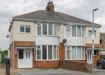 Thumbnail 3 bed semi-detached house for sale in Chestnut Avenue, Withernsea