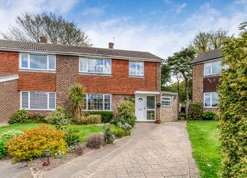 Thumbnail 4 bed semi-detached house for sale in Mallings Drive, Bearsted, Maidstone