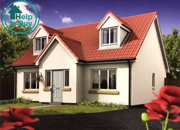 Thumbnail 3 bed detached house for sale in Taw View, Mead Park, Bickington