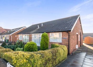 Thumbnail 2 bed semi-detached bungalow for sale in Temple Grove, Leeds