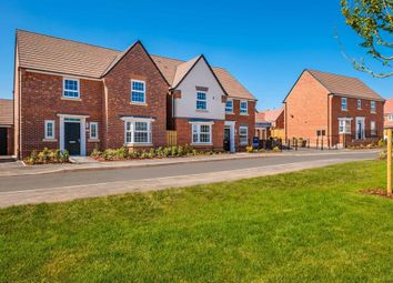 """Thumbnail 4 bedroom detached house for sale in """"Holden"""" at Birmingham Road, Bromsgrove"""