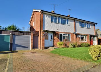 3 bed semi-detached house for sale in Guelphs Lane, Thaxted, Dunmow CM6