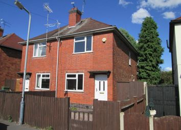 Thumbnail 2 bed semi-detached house for sale in Regent Street, Bedworth, Warwickshire