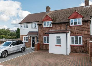 Thumbnail 3 bedroom terraced house for sale in Southdown Road, Hersham, Walton-On-Thames, Surrey