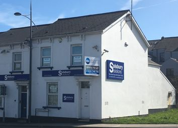 Thumbnail Office to let in Railway Street, Newport