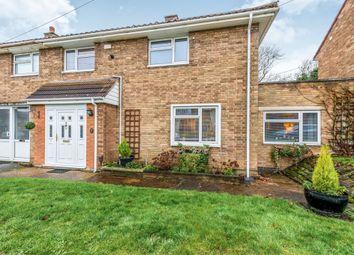 Thumbnail 3 bed semi-detached house for sale in Glebeland Road, Dallington, Northampton